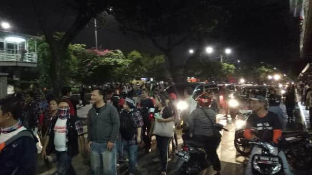 Pendukung Ahok yang Diamankan Polisi di PT DKI Jadi 8 Orang