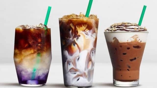 Starbucks Luncurkan Minuman yang Dapat Berubah Warna