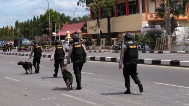 Teroris di Unri Memiliki Hubungan Dekat dengan Penyerang Mapolda Riau