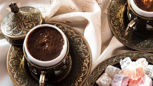 Kopi Turki, Minuman yang Dipercaya Bisa Meramal Peruntungan