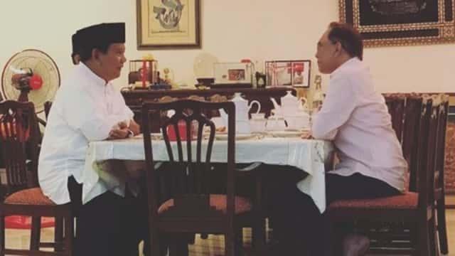 Gerindra: Prabowo-Anwar Ibrahim Bahas Kondisi Politik dan Ekonomi RI