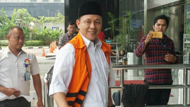 Berkas Lengkap, Bupati Lampung Tengah Nonaktif Mustafa Siap Disidang