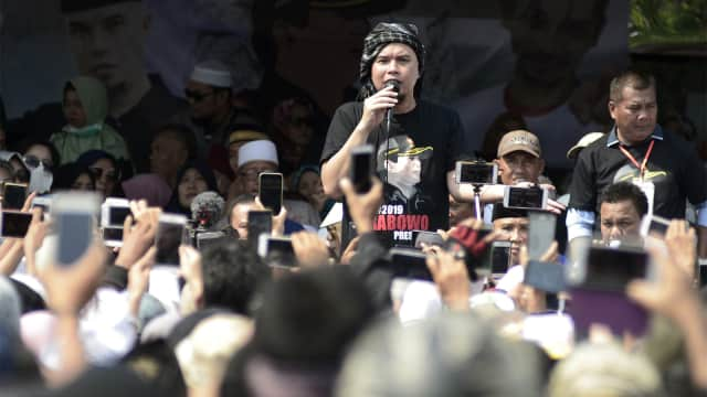 Ahmad Dhani Jadi Tersangka Ujaran 'Idiot' di Polda Jatim