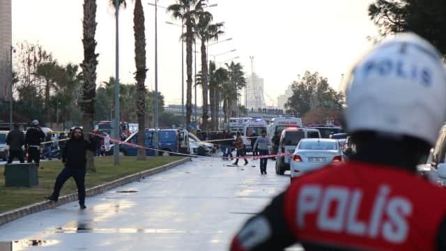 Bom Mobil Meledak di Gedung Pengadilan Turki, 4 Tewas