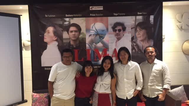 Menyimak Cerita Film 'Lima' yang Menyebarkan Semangat Pancasila