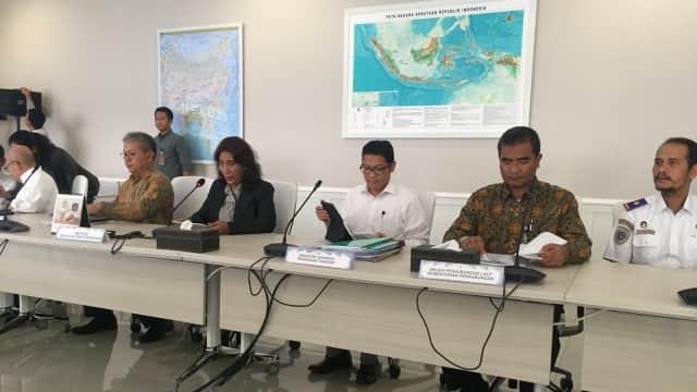 Susi: Kapasitas Pelabuhan Benoa Sudah Over, Akan Kita Tertibkan!