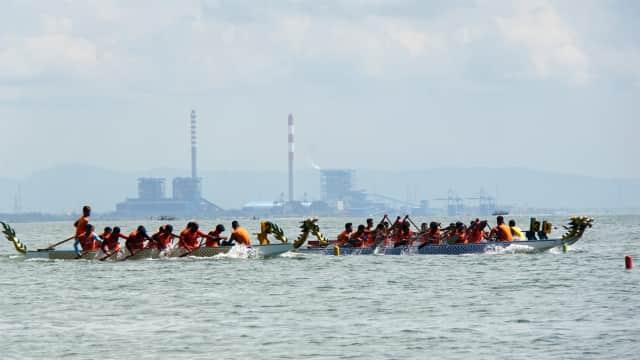 Korut dan Korsel Akan Bergabung di Laga Perahu Naga Asian Games