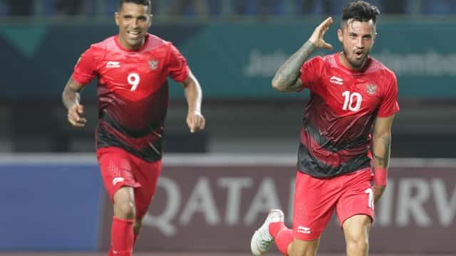 Dramatis, Timnas U-23 Kalahkan Hong Kong