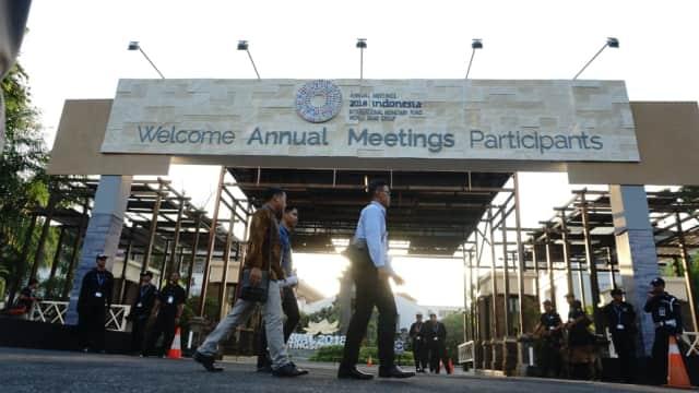 Pembangunan Tol hingga Pendanaan Infrastruktur Akan Dibahas di IMF-WB