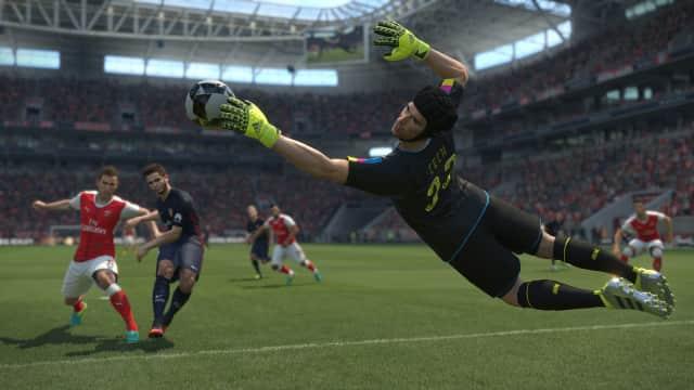 Game 'Pro Evolution Soccer' Tak Lagi Pegang Lisensi Liga Champions