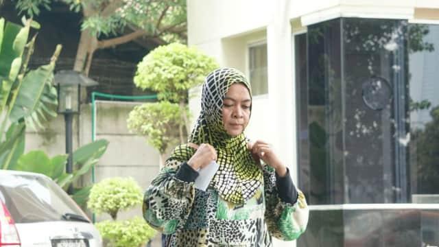 Wa Ode Nurhayati Penuhi Panggilan KPK, Diperiksa untuk Markus Nari