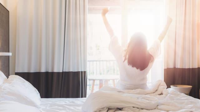 Bangun Tidur Lebih Pagi Berpotensi Terhindar dari Depresi
