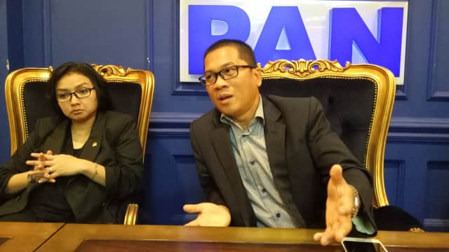 Yandri: Partai Koalisi Pemerintah Justru yang Bohongi PAN