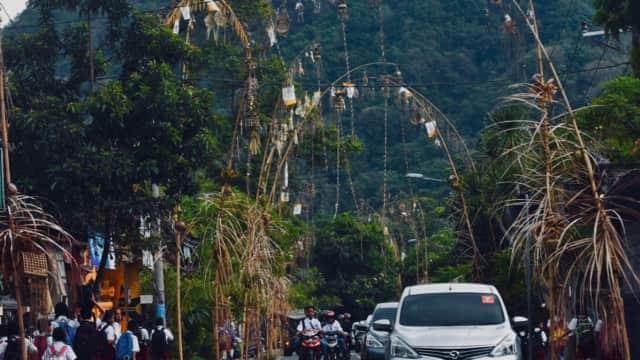 7 Liter Menjelajah Pulau Dewata, Memangnya Bisa?