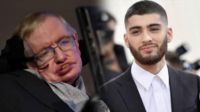 Canda Hawking Saat Ditanya Penggemar Zayn Malik yang Patah Hati