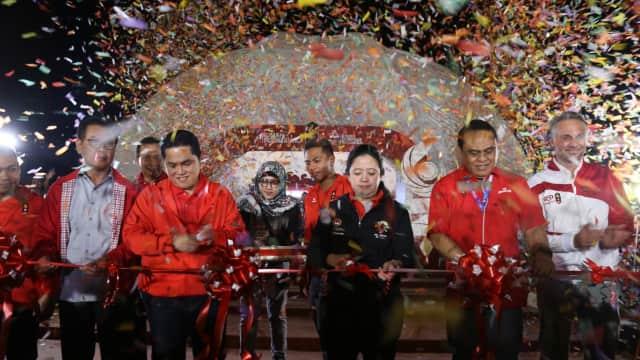 Rumah Indonesia Diresmikan Untuk Asian Games 2018