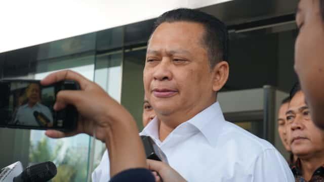 KPK Periksa Ketua DPR Bambang Soesatyo Terkait Kasus e-KTP