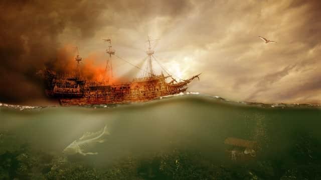 Bangkai Kapal 300 Tahun Simpan Harta Karun Senilai Rp 241 Triliun