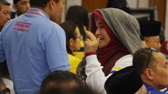 Neno Warisman: #2019GantiPresiden Sudah Saatnya Jadi Prabowo-Sandi