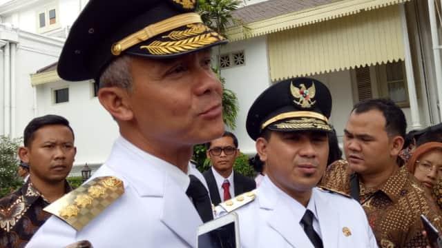 Ganjar soal Kepala Daerah Korupsi: Masih Ngeyel, Tangkapin Saja