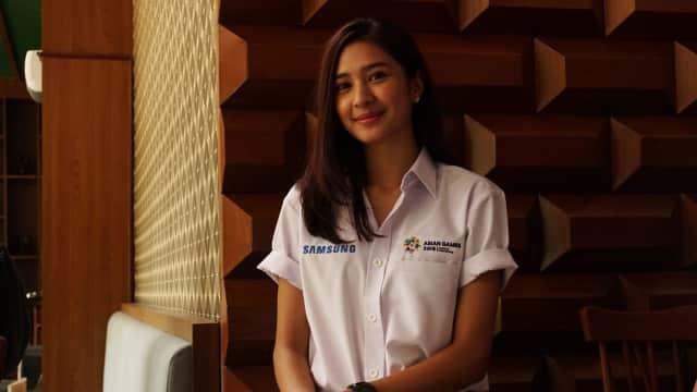 Persiapan Mikha Tambayong untuk Asian Games 2018