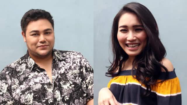 Denada ke Jakarta, Ivan Gunawan dan Ayu Ting Ting Beri Dukungan