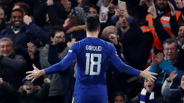 Final Piala FA: Benar, Wembley adalah 'Kebunnya' Giroud