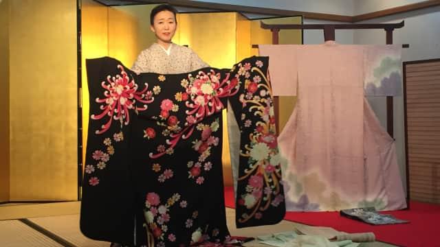 Mengenal Budaya Jepang Lewat Kimono