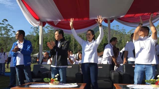 Safari Ramadhan, Rini Temui 4.000 Petugas Penyalur KUR PNM di Ciwidey