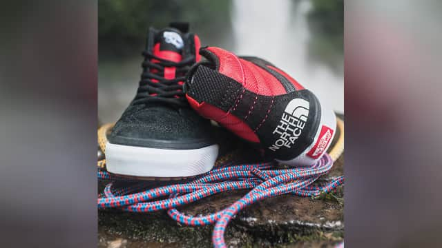Vans Luncurkan Sneakers Kolaborasi dengan The North Face
