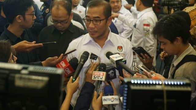 Komisioner: Peraturan KPU Sah Berlaku Sejak Diteken Ketua