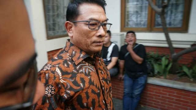 Moeldoko Bantah Tudingan Demokrat soal Asia Sentinel: Jangan Baper