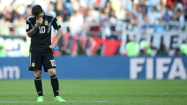 Pelajaran dari Gagalnya Tendangan Penalti Lionel Messi