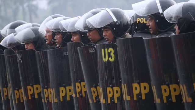 Satpol PP Akan Copot Spanduk Penolakan Wagub DKI dari PKS