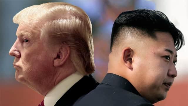 Pertemuan Trump dan Kim Jong-un di Singapura Resmi Ditunda