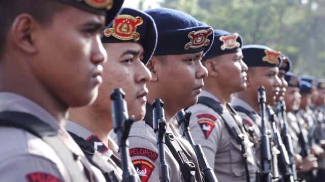 1.700 Personel Polres Metro Bekasi Ikut Amankan Asian Games