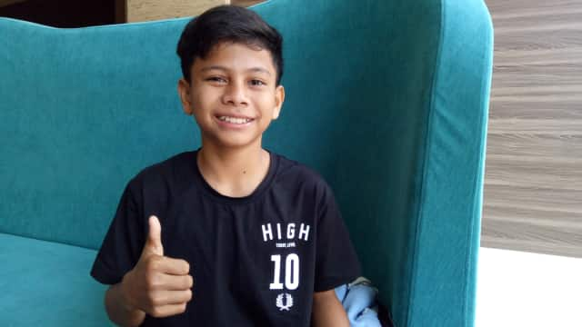 Sinar Terang 'Listrik Kedondong' Naufal Berawal dari Tugas Sekolah
