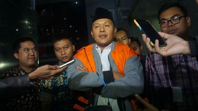 Ambisi Mustafa Jadi Gubernur Lampung yang Tersandung OTT KPK