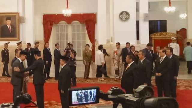 Jokowi: Saya Pilih Agus Gumiwang Jadi Mensos karena Kapasitasnya
