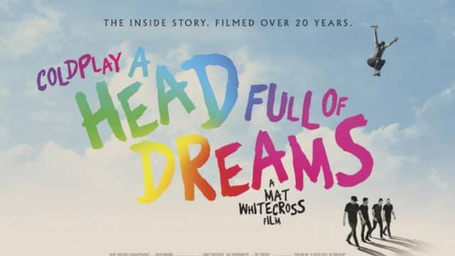 Film Coldplay Cuma Tayang Sehari, Cek Jadwal dan Harga Tiketnya