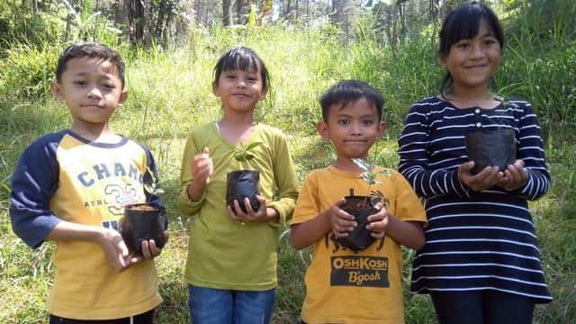 Hargai Perbedaan Lewat Lagu Papua Ciptaan Anak-anak Bandung