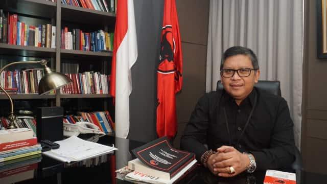 Revisi UU MD3, PDIP Siapkan Ahmad Basarah Jadi Wakil Ketua MPR