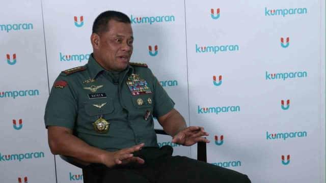 Panglima TNI Jenderal Gatot Nurmantyo Bicara Tentang Akun Sosial Media