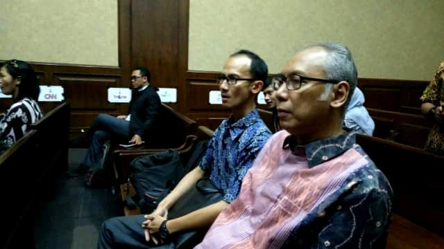 dr Bimanesh Mengaku Tak Tahu Novanto Buronan KPK