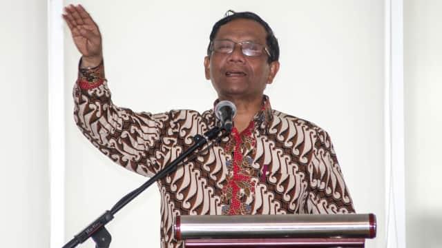 Golkar soal Gerindra Ajak Mahfud MD Gabung: Wajar, Realitas Politik