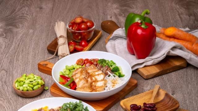 SaladStop Hadirkan 3 Menu Baru Makanan Sehat yang Tinggi Protein