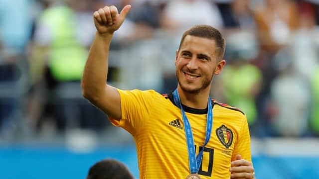 Hazard Isyaratkan Pergi dari Chelsea Usai Piala Dunia