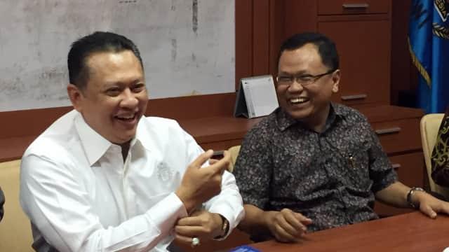 Bambang Soesatyo: Saya Jamin Kebebasan Pers di DPR, Silakan Kritik