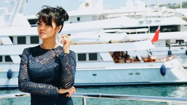 Ungkapan Duka Farah Quinn untuk Bondan Winarno 'Maknyuss'