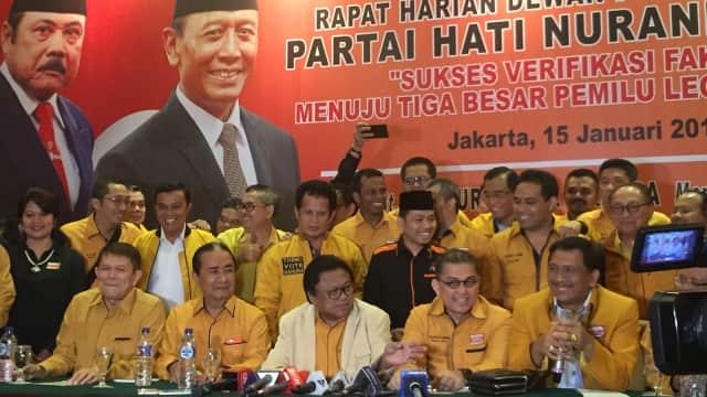 3 Pelanggaran OSO: Tabrak AD/ART hingga Main Pecat Ketua DPD